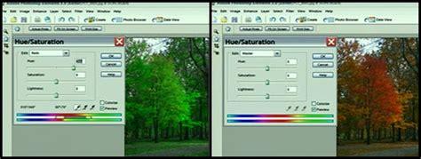 adobe photoshop hue saturation tutorial photoshop photo effects adjust hue saturation video