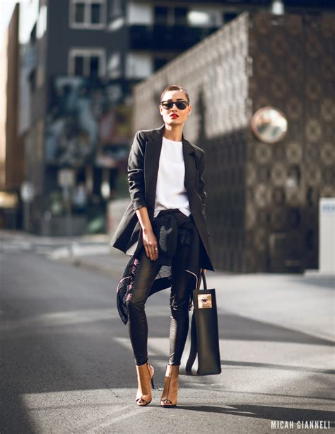 Leather Styles by How To Style S Leather For Everyday Wear 2019