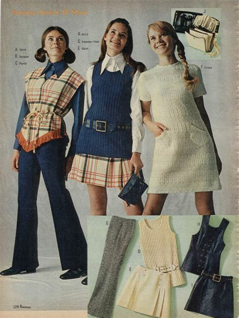 1970s fashion 1970s s fashion ads from catalogs