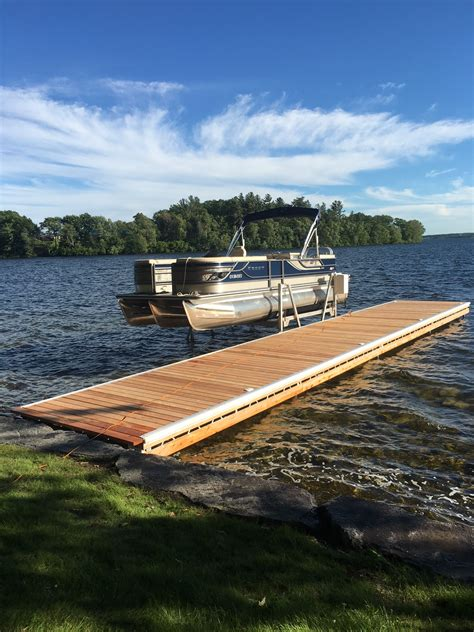 used vertical boat lifts for sale boat lifts made in lakefield ontario r j machine