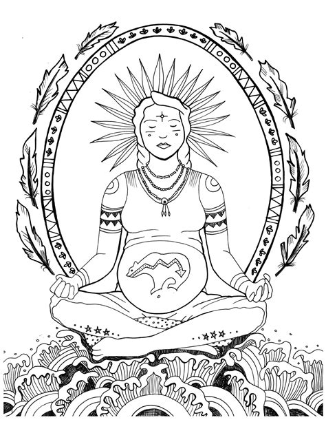 free printable coloring pages free pregnancy coloring pages