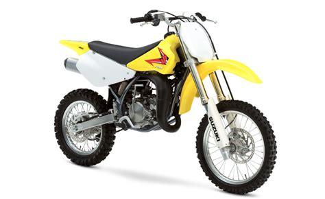 2014 Suzuki Rm 85 2015 Suzuki Rm Z250 And Rm85 Motorcycle News
