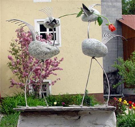 gartendeko aus holz und stein garten balkon hausideen pool gartenzaun