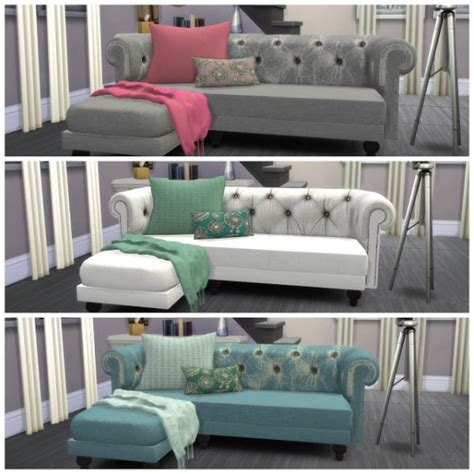gamer sofa dinha gamer sofa recolor sims 4 downloads