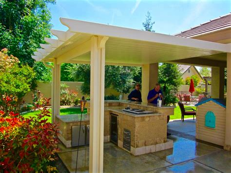 outdoor bbq patio cover ? Americal Awning