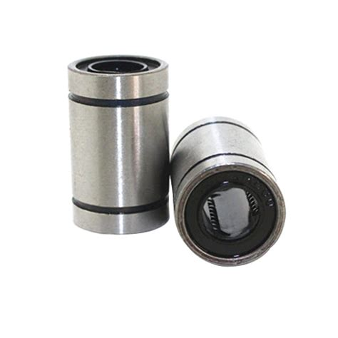 Lm8uu Linear Bushing 8mm Cnc Linear Bearings 2015 new 1pcs lm8uu 8mm linear bearing bush bushing cnc parts 3d printer ved84 p in shafts