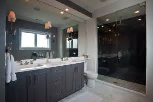 Gray Bathroom Cabinets Gray Bathroom Cabinets Contemporary Bathroom Michael Abrams Limited