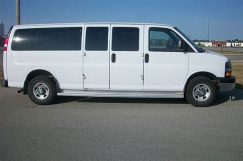 automobile air conditioning repair 2007 chevrolet express 3500 parental controls find used 2007 chevrolet express 3500 extd wb 15 passenger van 8735 in iowa city iowa united