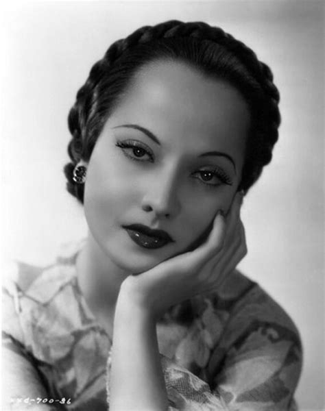old french film star haircuts 17 best images about inspiration merle oberon on