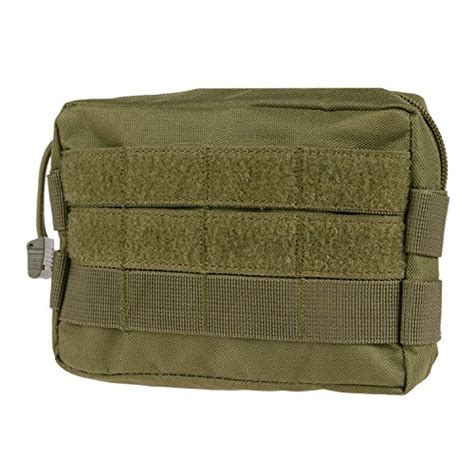 Compact Multi Purpose Pouch molle pouches compact water resistant multi purpose tactical edc utility gadget gear hanging