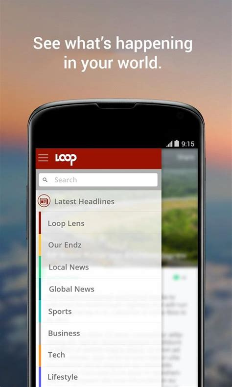 loop app android loop caribbean local news android apps on play