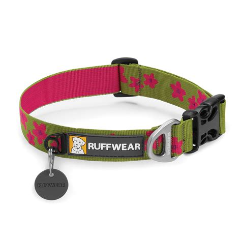 ruffwear collar ruffwear hoopie collar durable strong secure tag silencer ebay