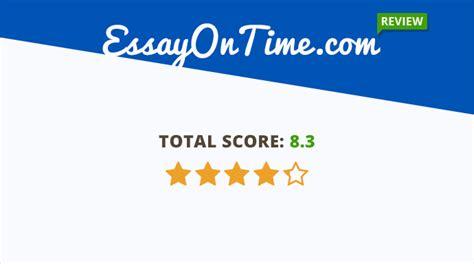 Essayontime Review by Essayontime Review By Askpetersen Score 8 3 10