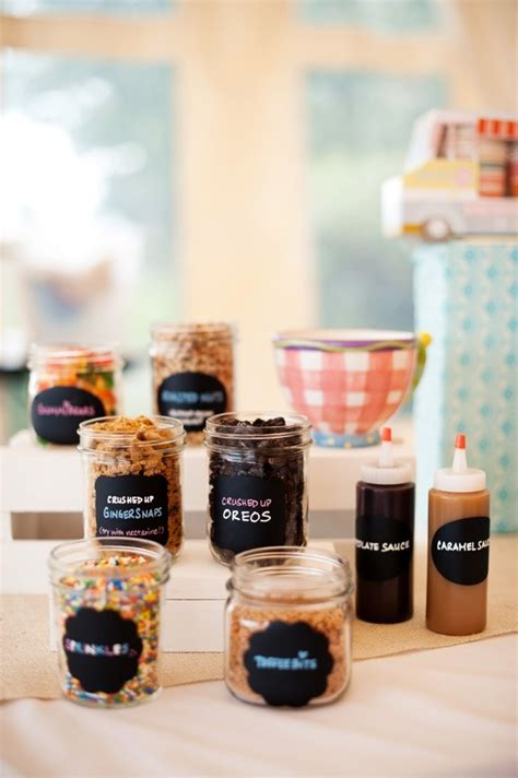 Toppings For Sundae Bar by Sweet Summer Wedding Dessert Ideas To Treat Your Guests Wedding By Wedpics