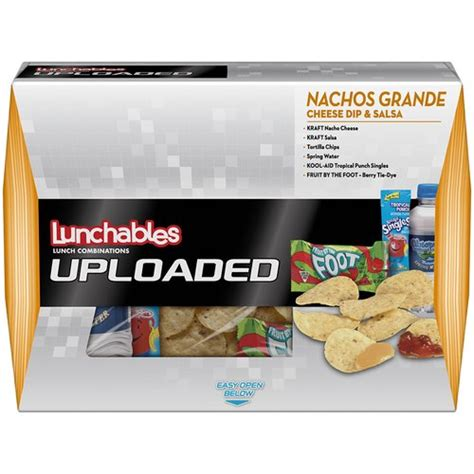 Lunchables Sweepstakes - oscar mayer lunchables uploaded only 99 at kroger