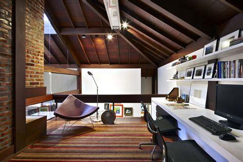 Interior Atmosphere by Unique Design Workspace Interior Coziness Atmosphere