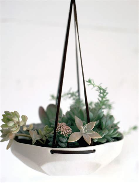 hanging planters 6 unique hanging planters for your home