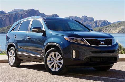 kia sorento 2014 lease deals best suv deals lease and purchase july 2013