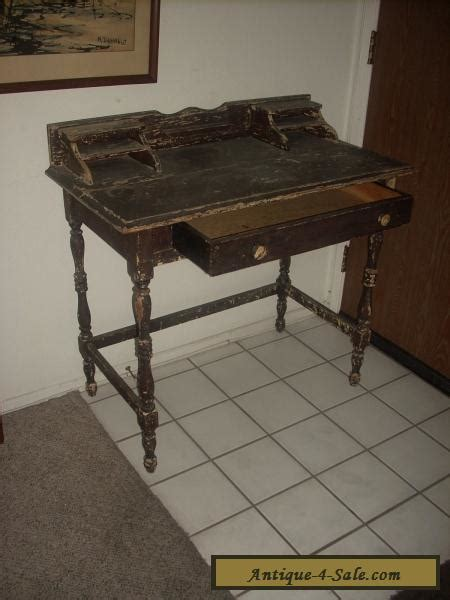 pine desk for sale antique 19th century mens distressed pine wood