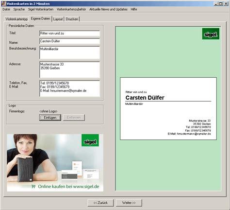Visitenkarten Design Vorlagen Kostenlos Windows software zum visitenkarten erstellen kostenlos