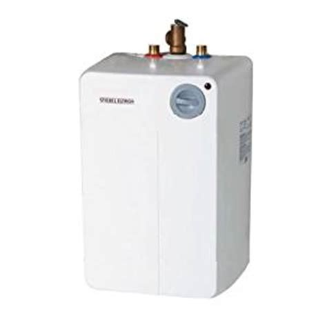 Small Electric Water Heaters Canada Stiebel Eltron Shc 4 Mini Tank Electric Water Heater 4