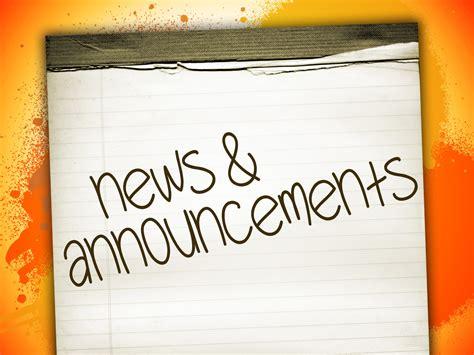 brighton s classroom website announcements