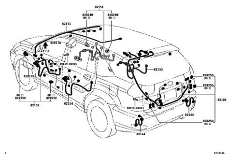 wiring diagram toyota harrier k grayengineeringeducation