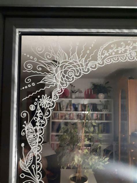 Weihnachtsdeko Fenster Bemalen by 11 Besten Fenster Bemalen Mit Kreidestift Bilder Auf