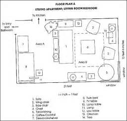 Sample Floor Plan With Measurements Floor Plan With Dimensions Apartment Building Floor Plans