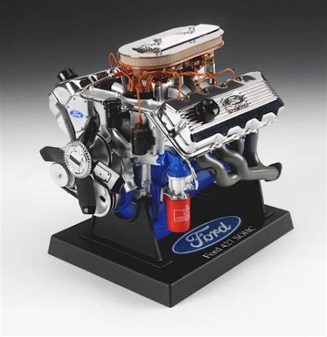 Die Cast Engine 1543 ford 427 sohc engine die cast model 1 6 scale the motor bookstore