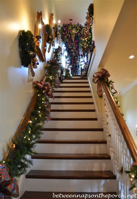 Inside Christmas Decorations tour a victorian home decorated for christmas