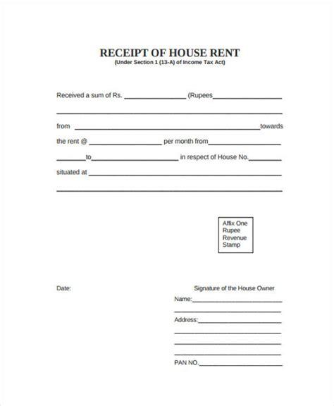 blank rent receipt with revenue st 31 printable receipt templates free premium templates
