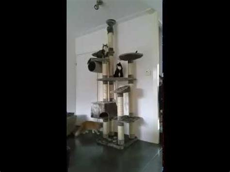 Cat Tree Big 10 Istana Kucing Cat Castle 47 best images about krabpaal on toilets cat castle and boxes