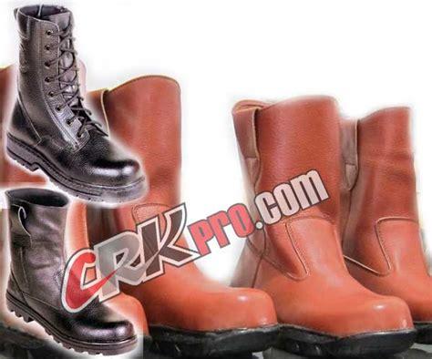 Sepatu Boot Dishub toko sepatu safety murah