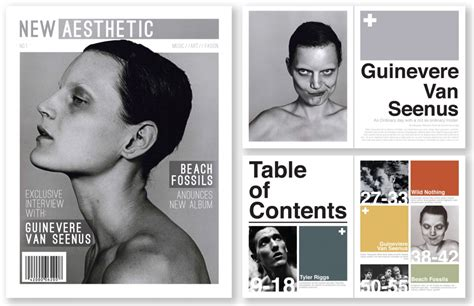 home and design magazine portfolio get inspired by beautiful minimalist colors typography