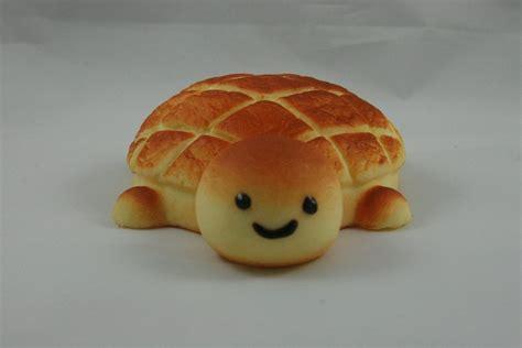 Squishy Pepaya Premium breadou turtle squishy