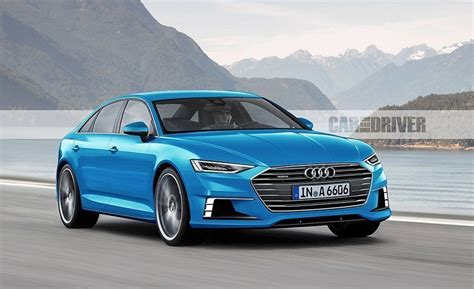 Sports Car Wallpaper 2015 Trends Hair by Innovative Audi A6 2018 Get Even More Agressive Doing Your