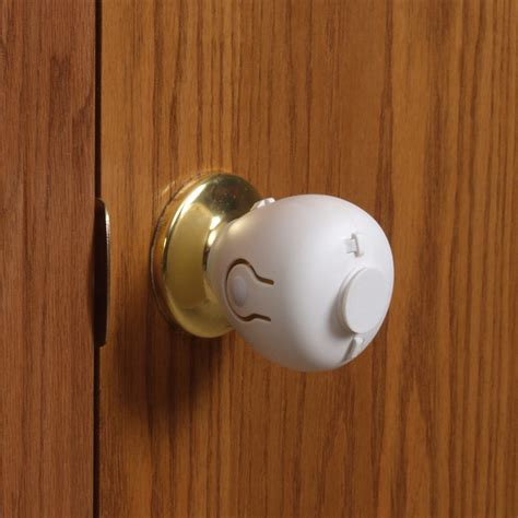 Safety Door Knob Covers by Safety Door Knob Covers Potty Concepts