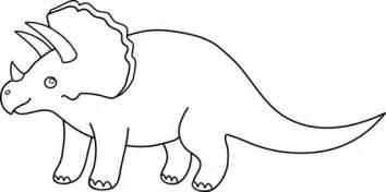 dinosaur outline clipart clipartfest dinosaur monster