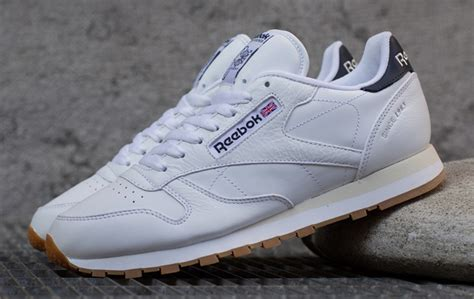 Jual Reebok 30th Anniversary reebok classic leather white navy gum sbd