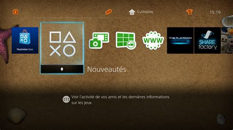ps4 themes little big planet 3 littlebigplanet 3 littlebigsunny holiday t 233 l 233 charger