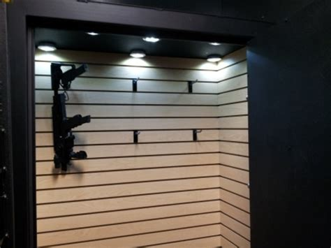 Turn Closet Into Safe Room by Gun Vault Gun Vaults Gun Safe Modular Gun Vaults