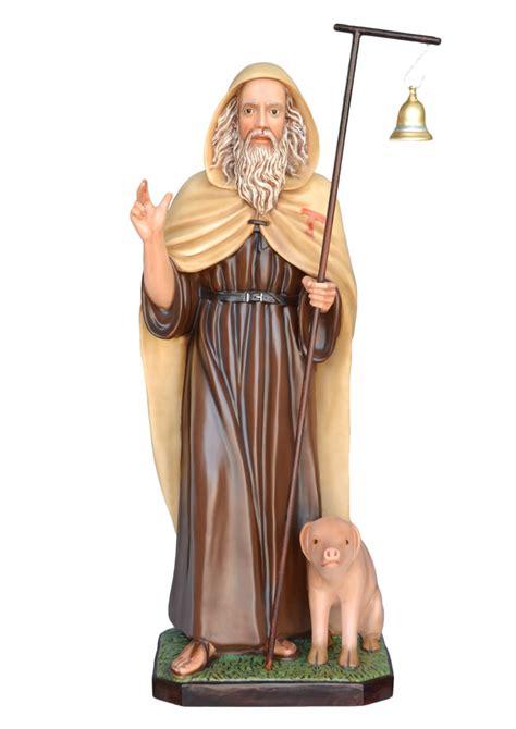 statue per interni statua sant antonio abate per esterni spedizione gratis