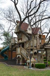 Swing Sets For Small Backyards Build Your Kid A Tree House