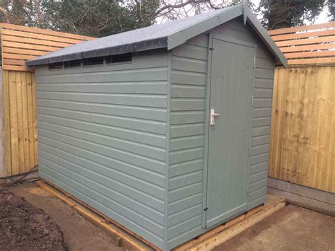 Garden Shed Security by Security Shed Mb Garden Building