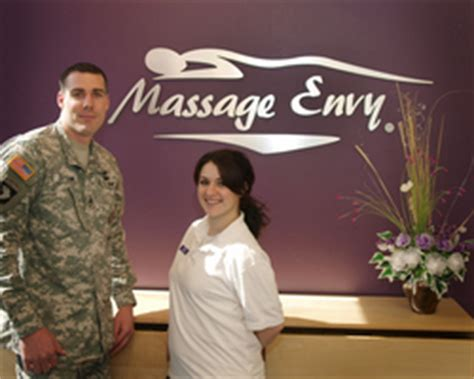 Massage Envy Return Gift Card - honoring our military men and women