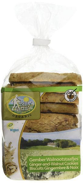 Dihani Snack Vegan Handmade Biscuits organic and walnut spelt cookie in 175g pack from