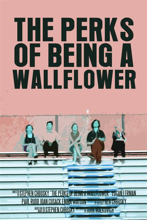 the perks of being a wallflower series 1 the perks of being a wallflower from funnyfaceart on