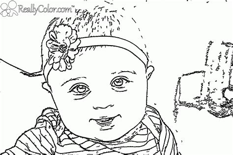 newborn baby coloring pages free newborn baby girl coloring pages free
