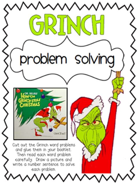 christmas literacy stations activities for first grade